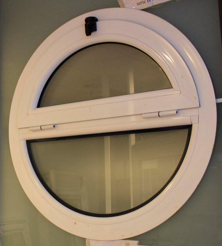 ventanas redondas de aluminio materiales de construcci n
